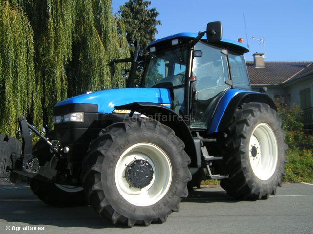 Žemės ūkio traktorius